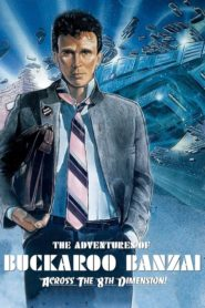 The Adventures of Buckaroo Banzai Across the 8th Dimension (1984) บัคคารู