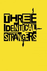 THREE IDENTICAL STRANGERS (2018) สามคน เหมือนกัน