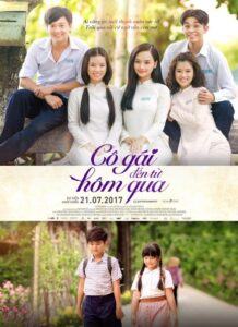 The Girl from Yesterday (2017) คือเธอเมื่อวานนี้
